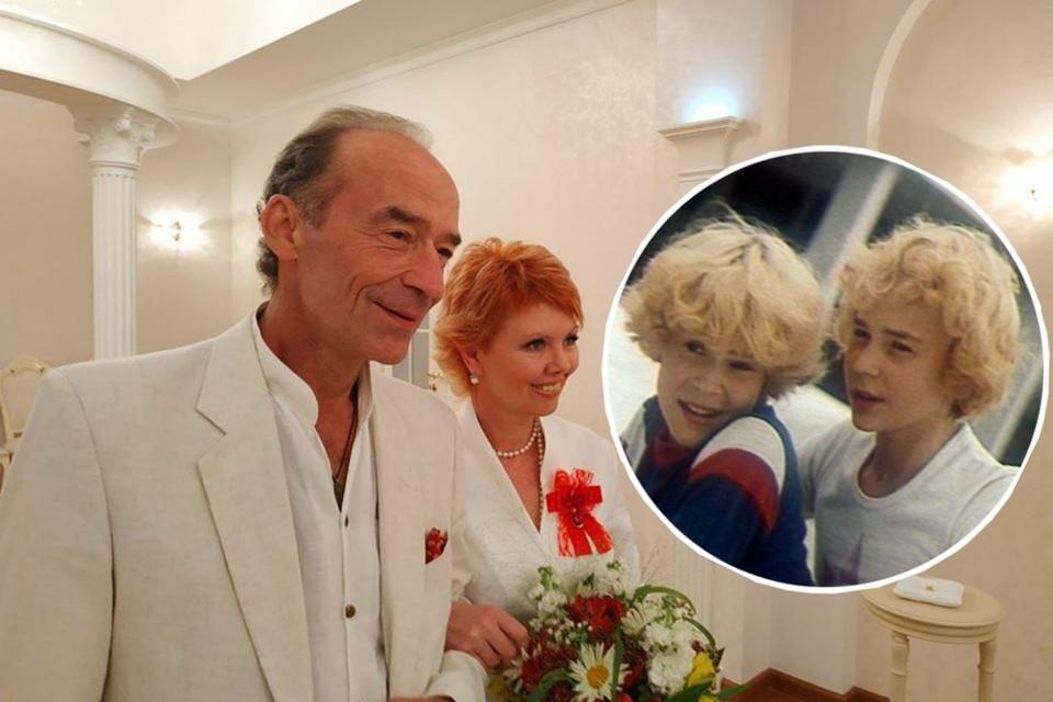 Электроник женился в пятый раз. Фото: личный архив семьи Торсуевых.