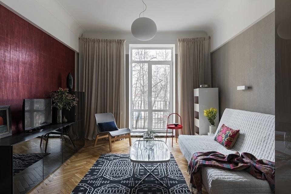 Хозяйка старалась сохранить в интерьере стиль дома. Фото: Егор ПЯСКОВСКИЙ
