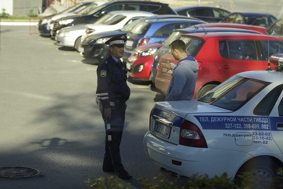 Мест для парковки в Екатеринбурге станет еще меньше