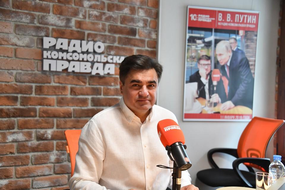 Алексей Геннадьевич Нечаев, лидер партии «Новые люди», российский предприниматель