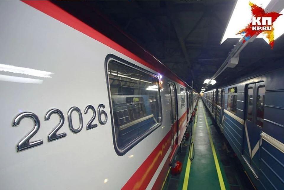 Подземный транспорт работает в штатном режиме