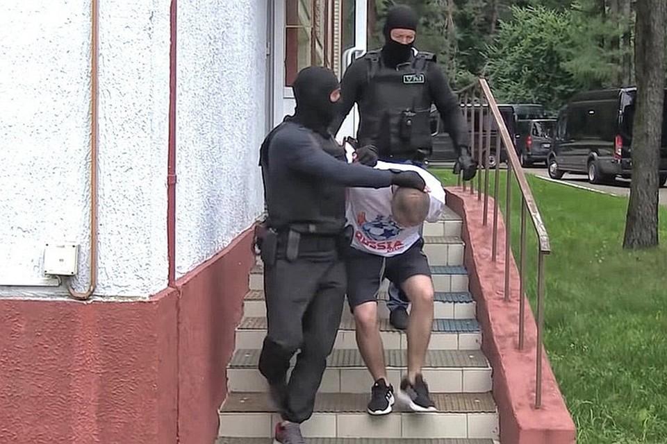 В минской гостинице 29 июля задержали более тридцати граждан России, против задержанных возбуждено уголовное дело.