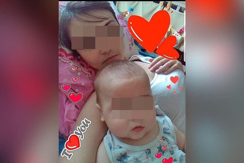 Молодая мать с удовольствием выкладывала фотографии своих детей в соцсети
