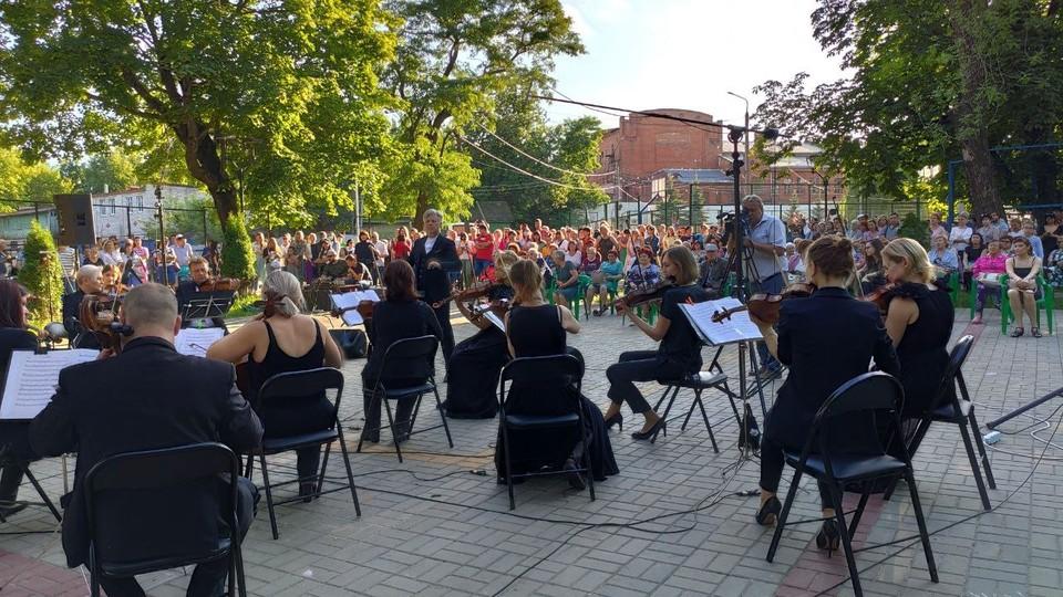 Зрители услышат известные классические произведения Баха, Моцарта