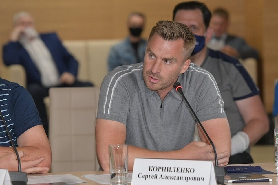 Сергей Корниленко станет новым спортивным директором самарской команды