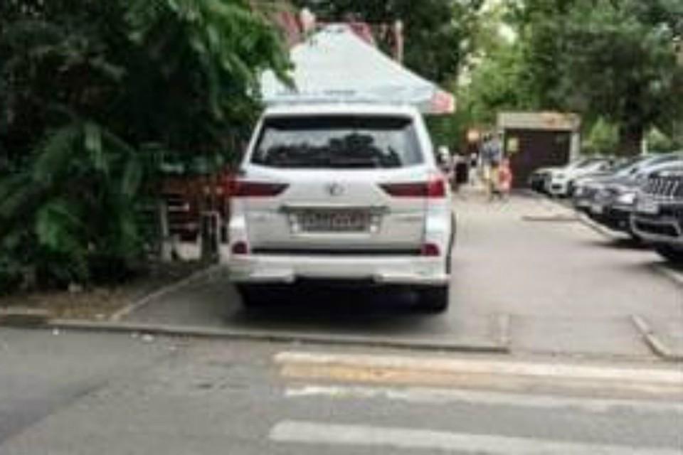 В Ростове поймали и оштрафовали автохама. Фото: соцсети