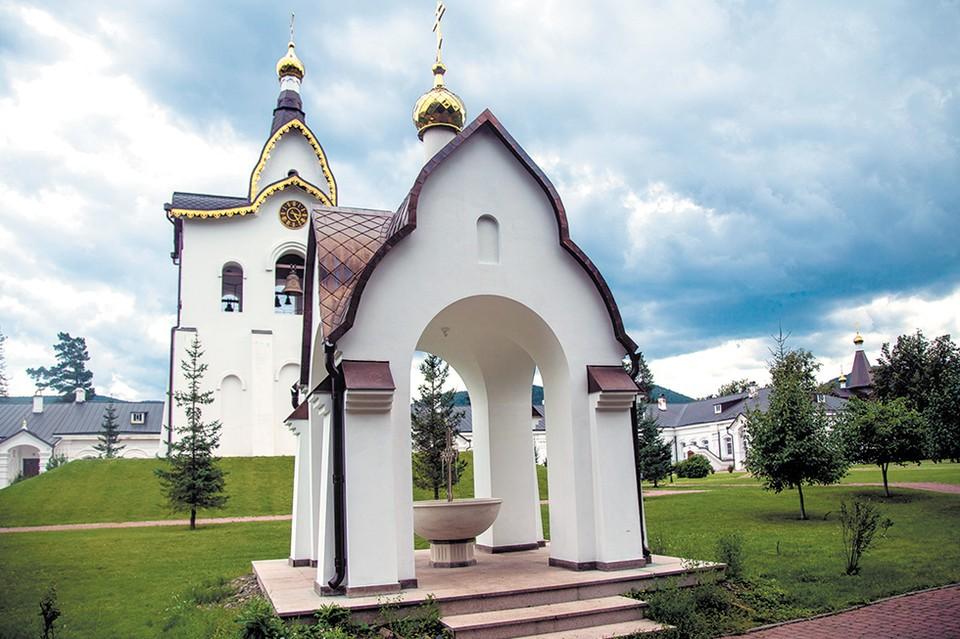 Фото: Красноярская епархияй