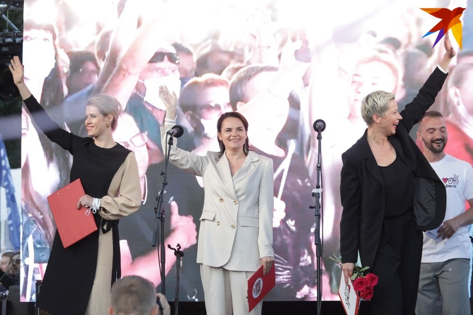 Митинг Тихановской в Минске 6 августа состоится