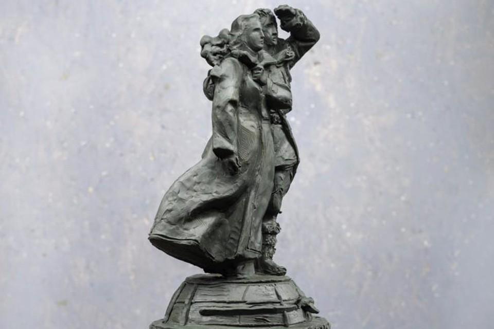 Вот такая скульптура должна появиться в Полярном уже осенью. Фото: kultsled.ru