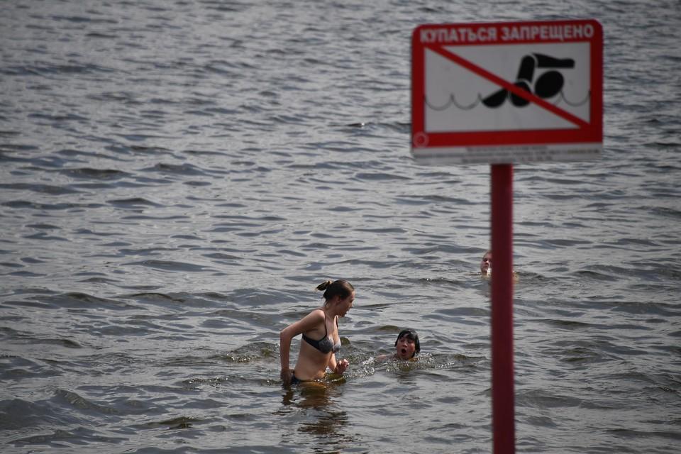 С начала сезона в Омске утонули уже 70 человек.