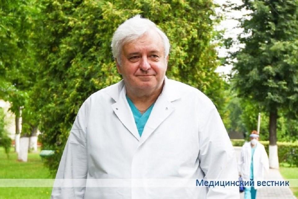 Коллеги Игоря Александровича очень тепло о нем отзываются. Фото: Медицинский вестник