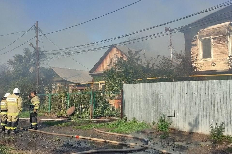 Жилые дома теперь предстоит долго ремонтировать ФОТО: Илья Круговой