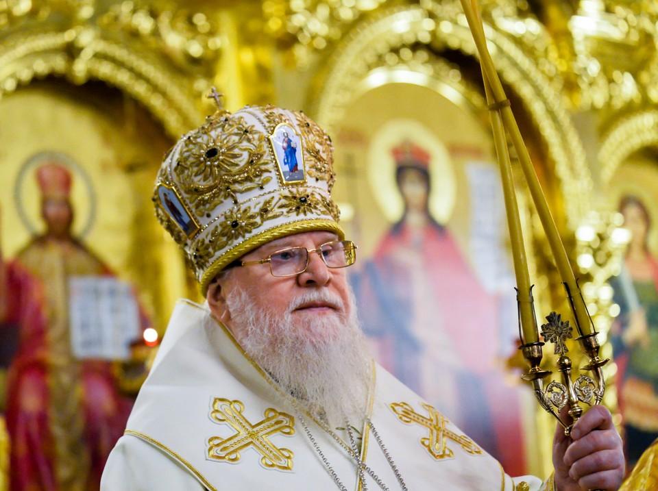 Митрополит Исидор умер на 80 году