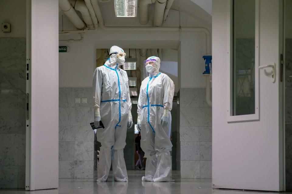 Еще 157 человек заболели коронавирусом в Санкт-Петербурге за сутки.