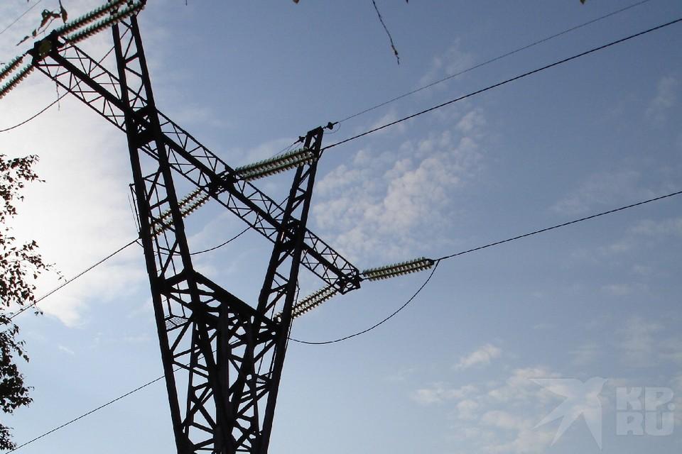 В трех районах Рязанской области 11 августа отключат электричество. Фото: Ольга ЧЕРНИКОВА.