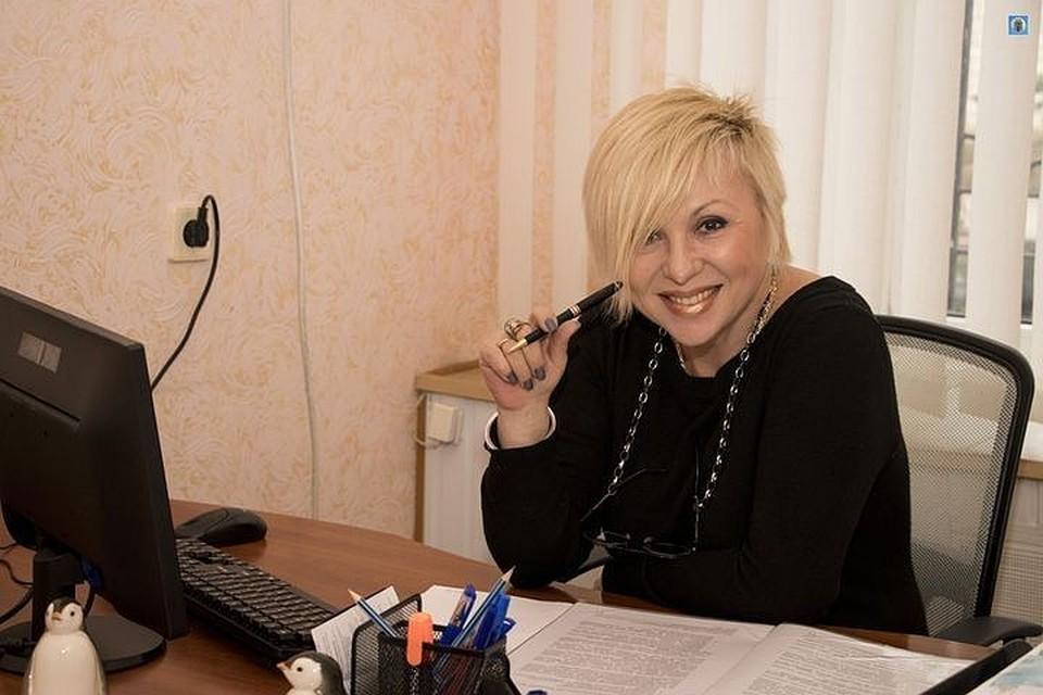 Телефон Валентины Легкоступовой отключен, Фото: пресс-служба городской администрации Феодосии
