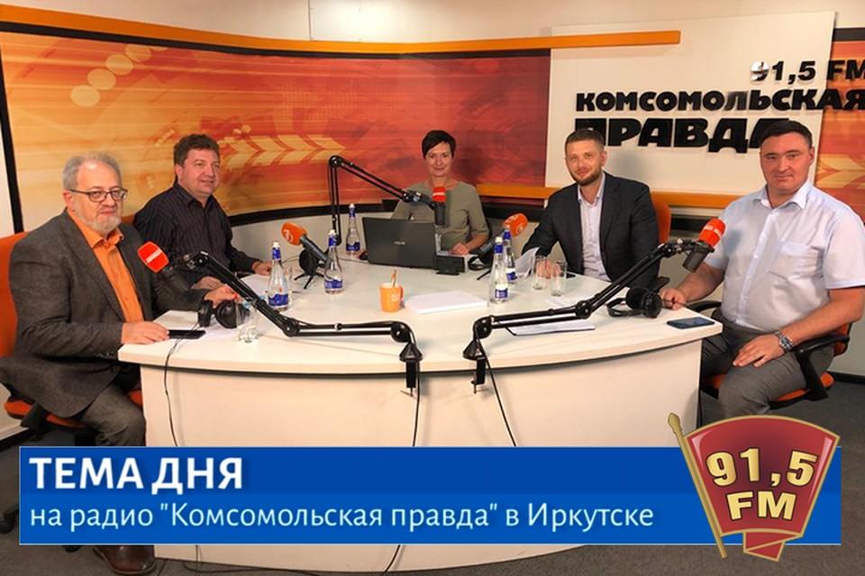 Мэр Иркутска Руслан Болотов и председатель Думы Евгений Стекачев о том, как удалось наладить совместную работу и отказаться от политических игр