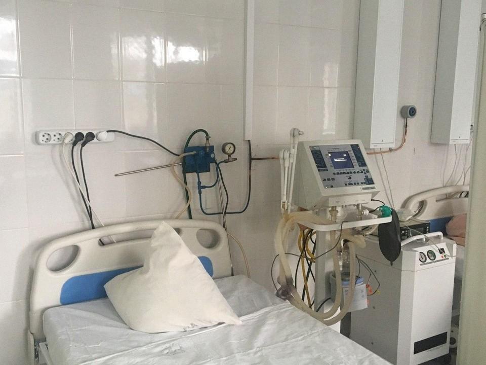 Аппараты ИВЛ не всегда могут спасти пациента с коронавирусом