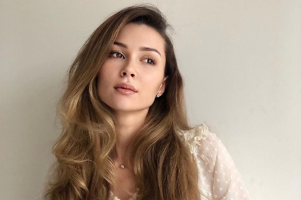 Дочь Анастасии Заворотнюк Анна.