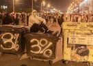 Участник протестов в Минске: Сегодня нет таких акций подавления, но весь город гудит
