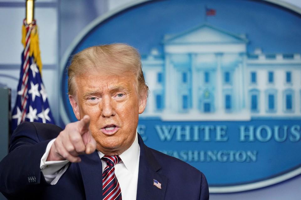 О нынешнем президенте США Дональде Трампе Вудворд уже написал в 2018 книгу «Страх»