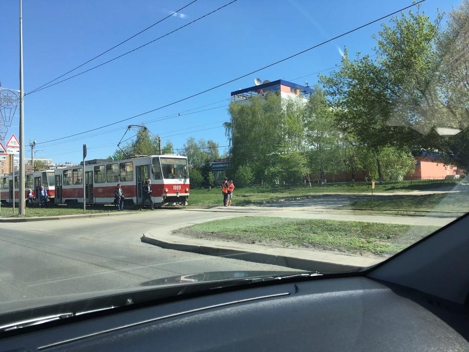 На Ново-Садовой не возникнет проблем с трамваями
