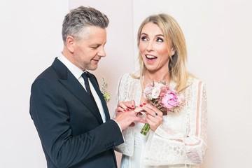 """Редкая красавица"": экс-жена Федора Бондарчука вышла замуж в роскошном платье за 700 тысяч"