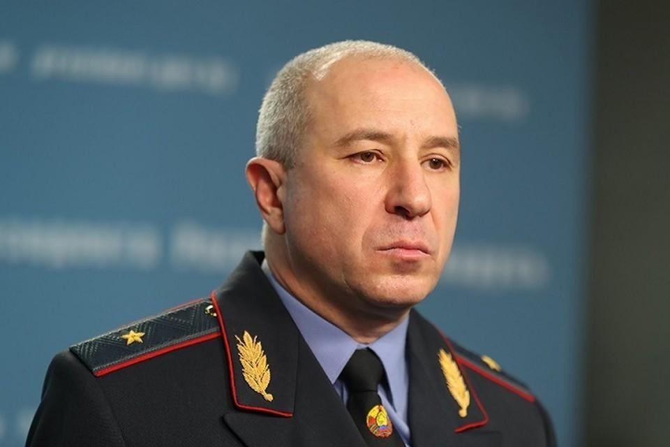 Юрий Караев заявил, что пока искать превысивших полномочия силовиков не будут. Фото: БелТА.