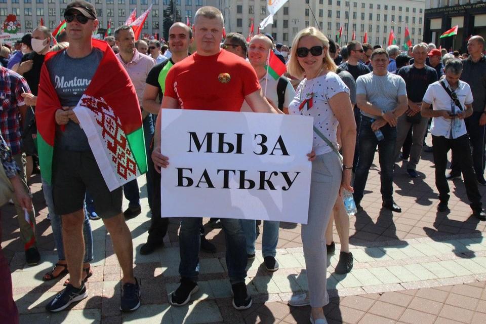Наш спецкор в Минске Александр Коц попытался найти людей, настроенных не «свалить на Запад», а сохранить отношения с Москвой