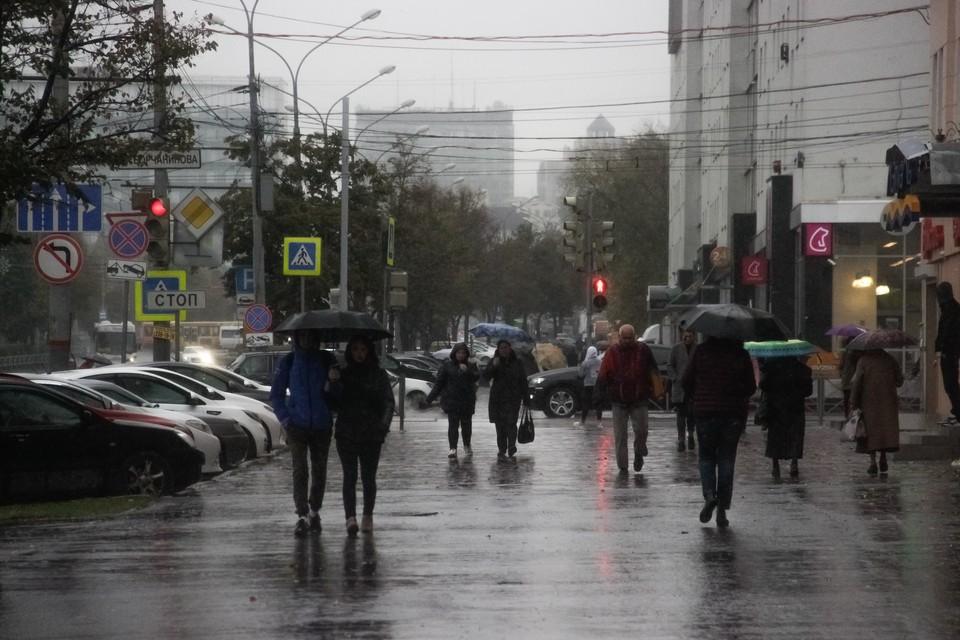 Погода в последние дни действительно не радует