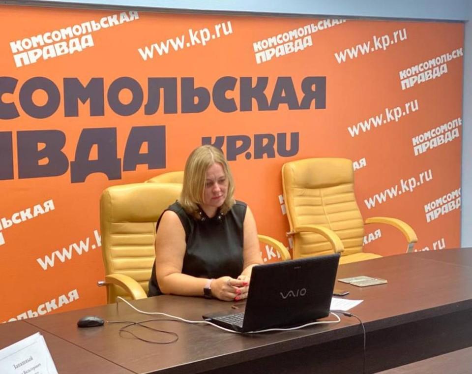 """В пресс-центре """"КП"""" прошел круглый стол"""