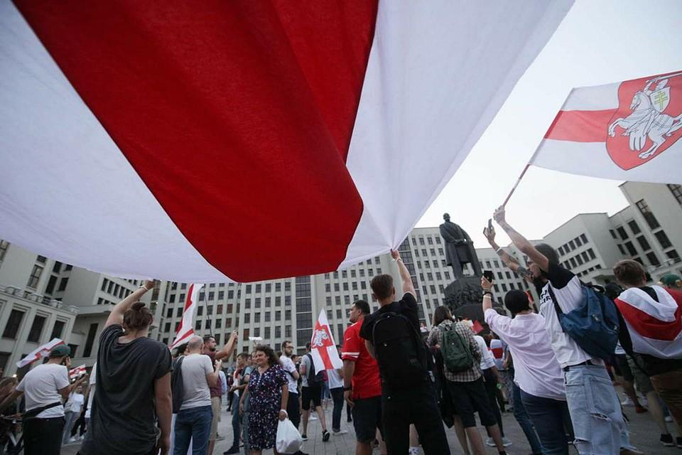 Вторую неделю продолжаются протесты в Белоруссии