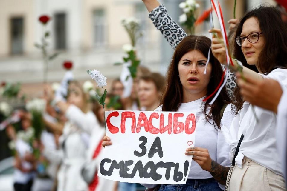 Мы собрали последние новости о протестах в Белоруссии на 21 августа 2020 года