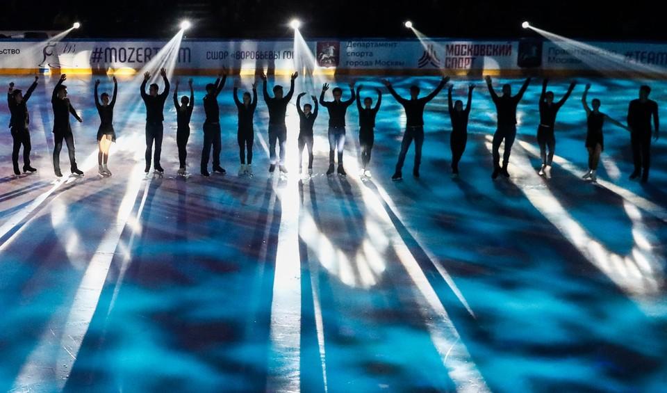На смену именитым воспитанникам Тутберидзе приходят новые молодые спортсмены из других команд. Фото: Сергей Фадеичев/ТАСС