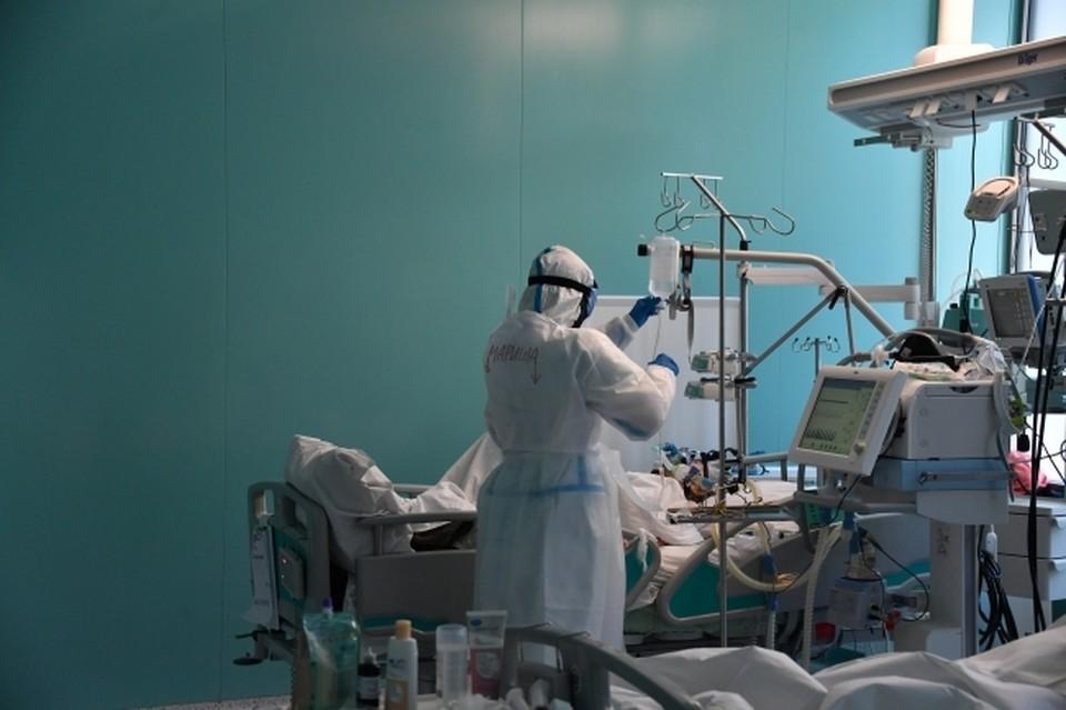 Число коронавирусных пациентов уменьшается, но не так стремительно, как хотелось бы.