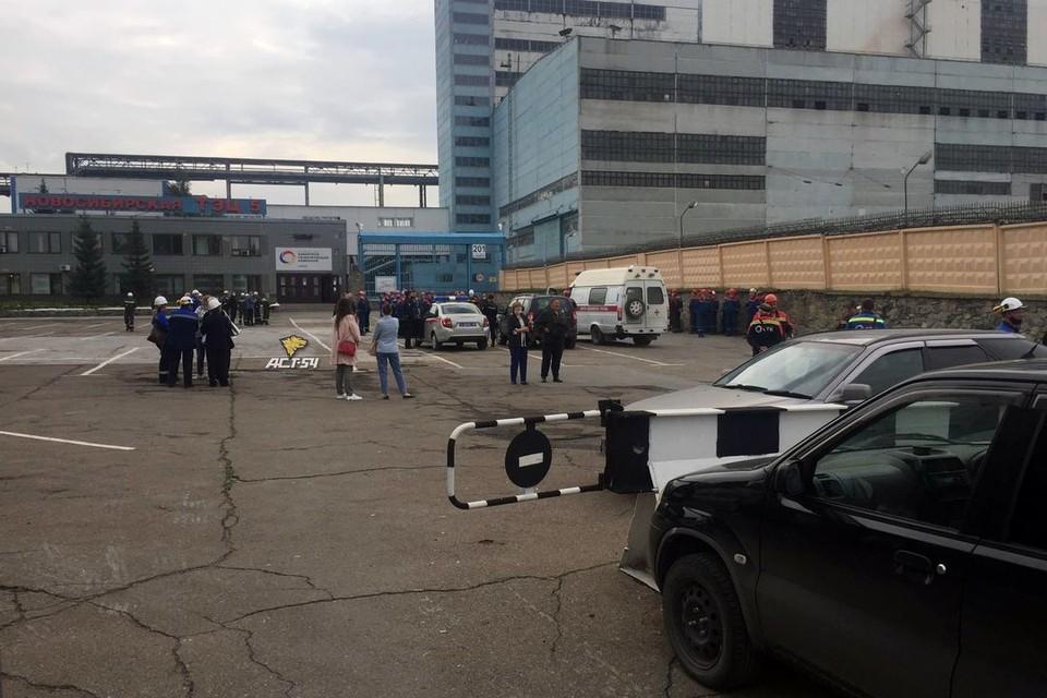 В Новосибирске спецслужбы проводят проверку из-за сообщения о минировании. Фото: «АСТ-54»
