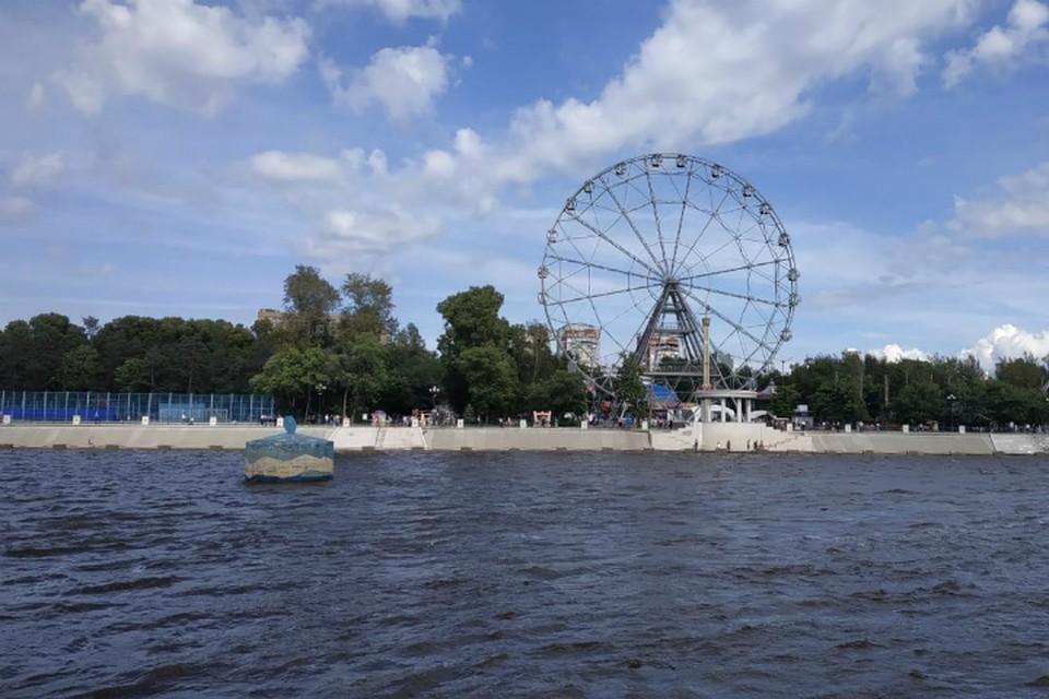 Гидрологическая обстановка в Хабаровском крае 26 августа 2020 года