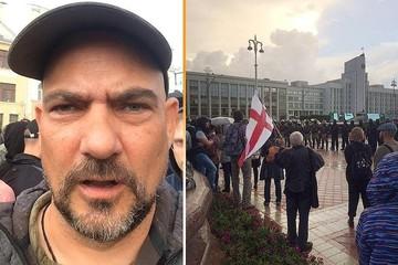 Дмитрий Стешин - из Минска: Я работал на 9 революциях. Меня задерживали только трижды: Алькаида в Ливии, повстанцы в Египте и милиция в Белоруссии