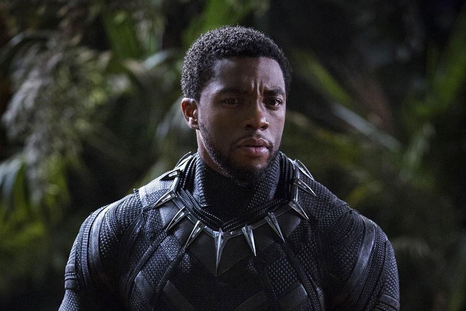 Чедвик Боузман - актер, сыгравший короля Т'Чаллу в оскароносном блокбастере «Черная пантера»