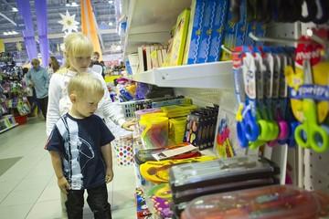 34 858 рублей: эксперты посчитали, во сколько в этом году обошлась подготовка детей к школе