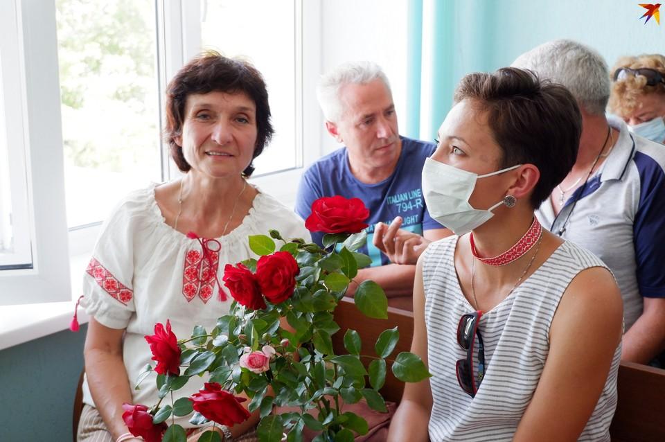 В Житковичах судили врача за участие в акции