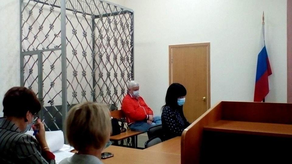 Андрей Косилов лично посещает все заседания Фото: Сергей Сотников