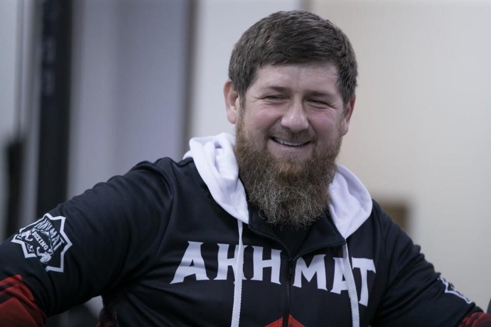 Рамзан Кадыров остался доволен выступлением своих сыновей