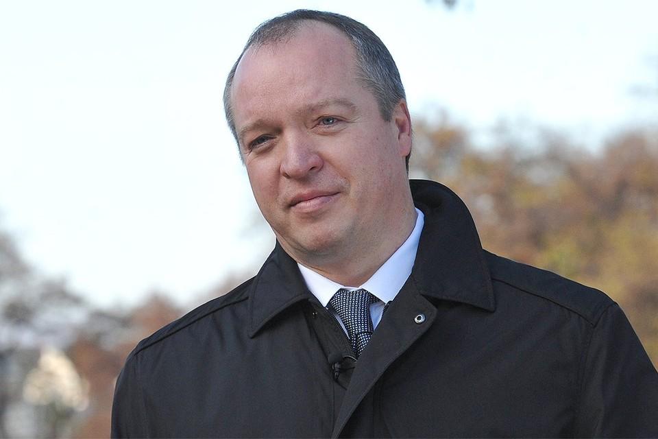 Депутат Государственной думы РФ Андрей Скоч