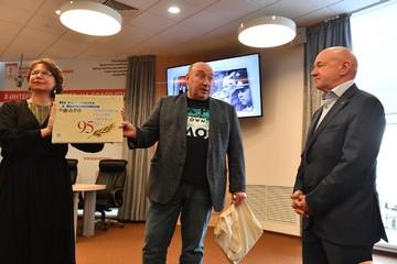 Фотовыставка «Алексей Белянчев: Топ Кадры» открылась в Москве