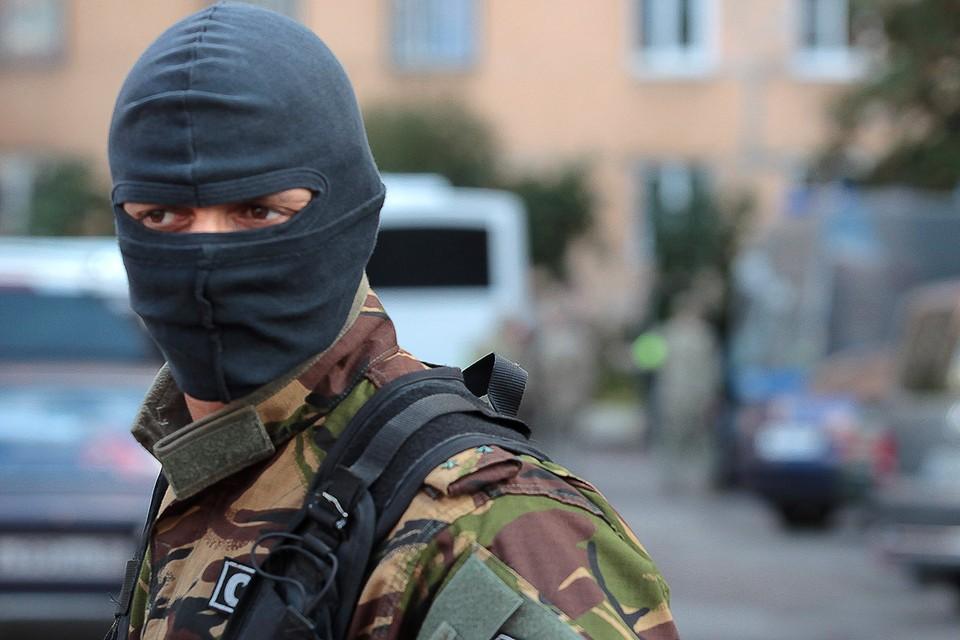 Боец российского спецназа. Фото: Анатолий Медведь/ТАСС
