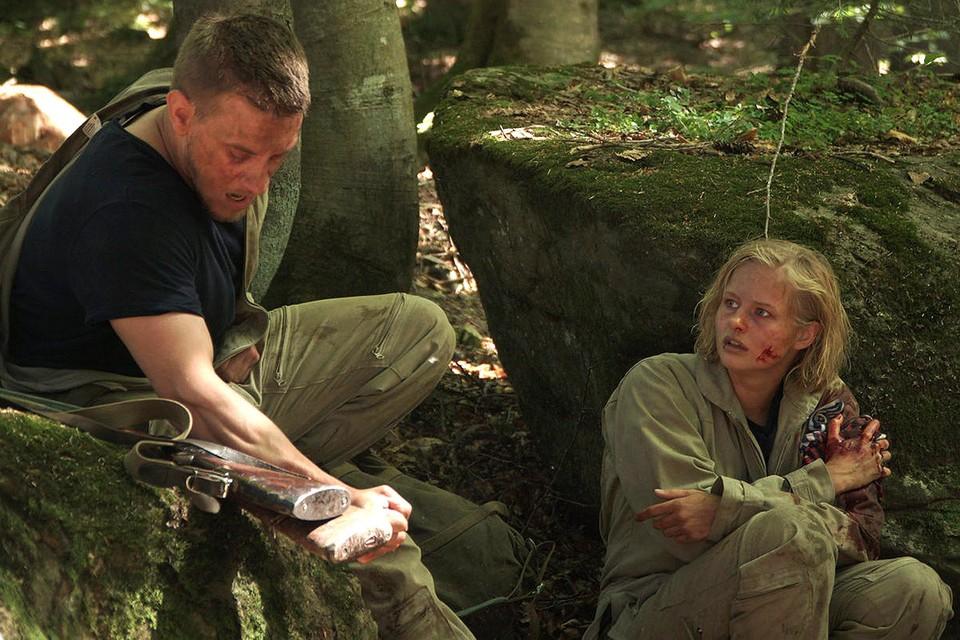Кадр из сериала «Игра на выживание».