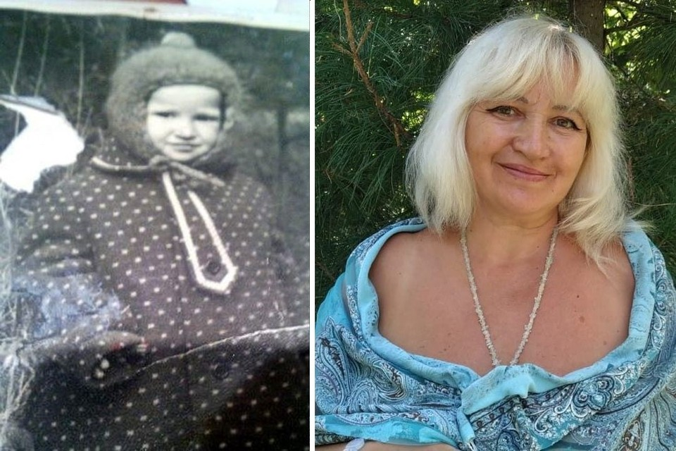 Сибирячка только в 14 лет узнала, что ее удочерили. Фото: личный архив.