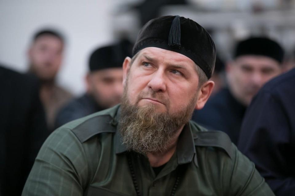 Рамзан Кадыров пообещал iPhone тому, кто сможет угадать его мысли