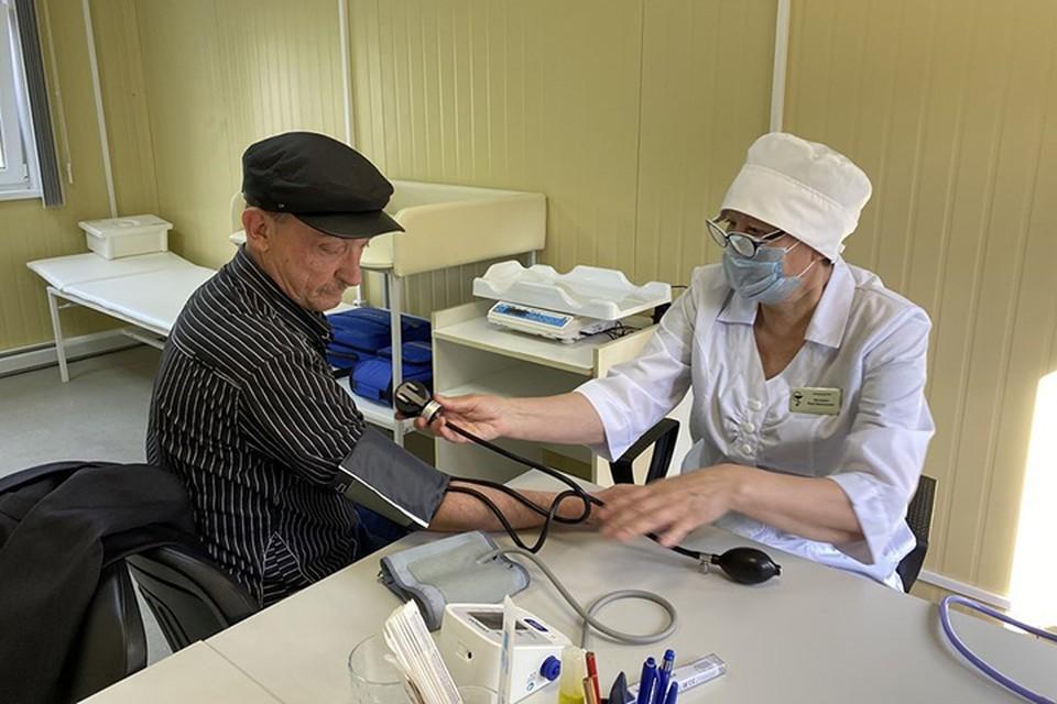 Своевременная и качественная медицинская помощь должна быть доступна каждому кузбассовцу. Фото: instagram.com/sergey_tsivilev